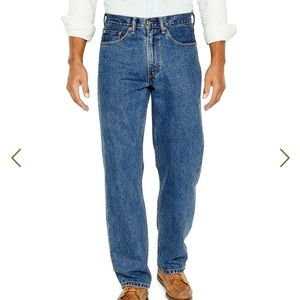 Levi's 550 Relaxed Fit Jeans  W 34 L 30